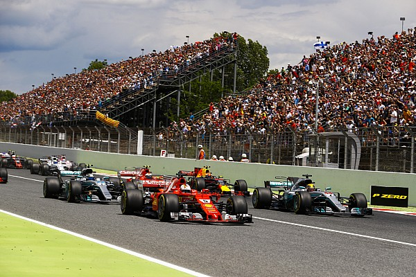Formula 1 Breaking news Fans back state of new-look
