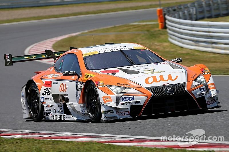 【スーパーGT】オートポリス決勝GT500:36号車大波乱レースを制す