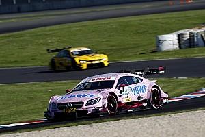 DTM Livefeed Пряма трансляція першої гонки DTM на Лаузіцрингу