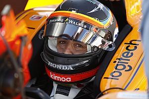 IndyCar Топ список Галерея: Фернандо Алонсо на Інді-500