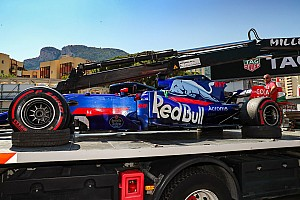 Toro Rosso patronu Perez'in sürüşü karşısında şaşkın