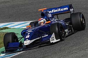 Formula V8 3.5 Résumé d'essais Jerez - Le rookie Menchaca est le plus rapide
