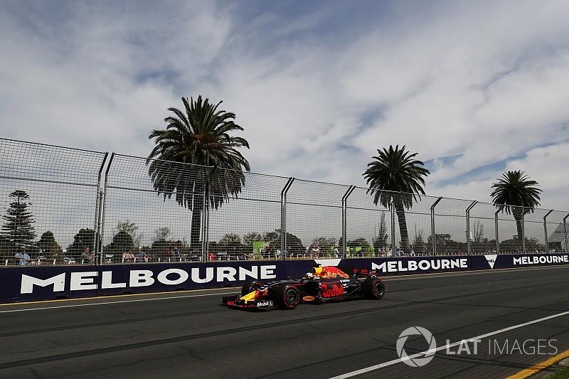 Ricciardo hoopt in Melbourne minimaal voor podium te vechten