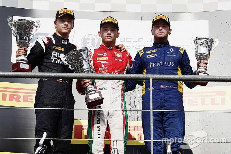 Em Spa, Leclerc domina e vence 6ª do ano; Sette Câmara é 8º