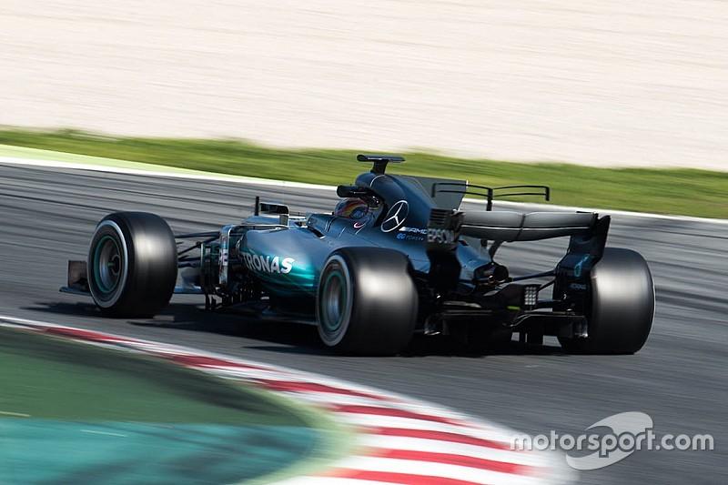 """【F1】メルセデス、""""マイナス2秒""""を目指したアップデートが機能せず"""