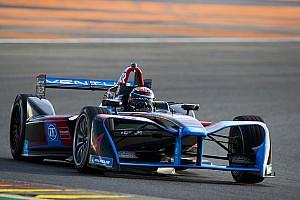 Формула E Новость Venturi сформировала свой состав из гонщиков Mercedes