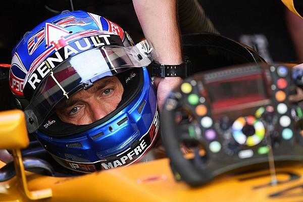 Renault: Palmer merece estar en una categoría