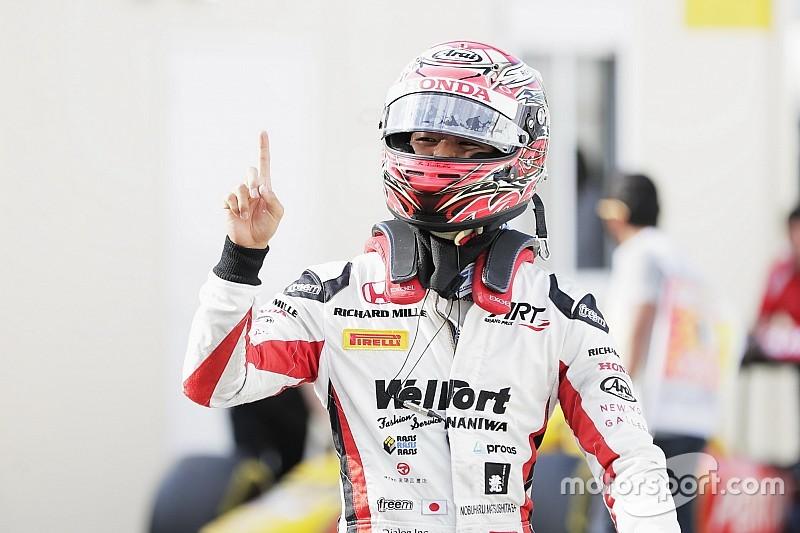 Ф2 у Монці: перша радість для McLaren-Honda