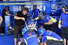Suzuki en essais avec un œil sur la fin de saison et l'autre sur 2018