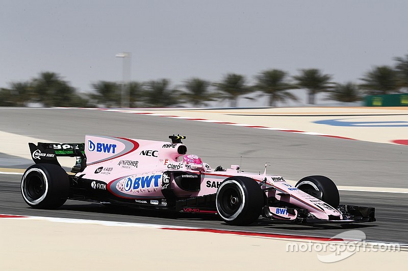 Tech analysis: Force India addresses weaknesses with Bahrain tweaks