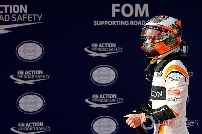 Vandoorne brille et double Alonso au championnat
