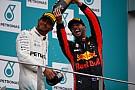 Ricciardo a farouchement résisté à Vettel