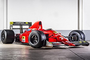 Forma-1 Elemzés Legendás Ferrarik a Forma-1-ben: A félautomata váltós 640-es