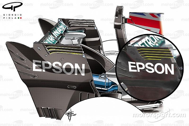 F1-Technik: Die Monza-Kniffe der Topteams beim GP Italien