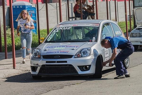 Атмосфера паддока 4-го етапу Чемпіонату України з кільцевих гонок