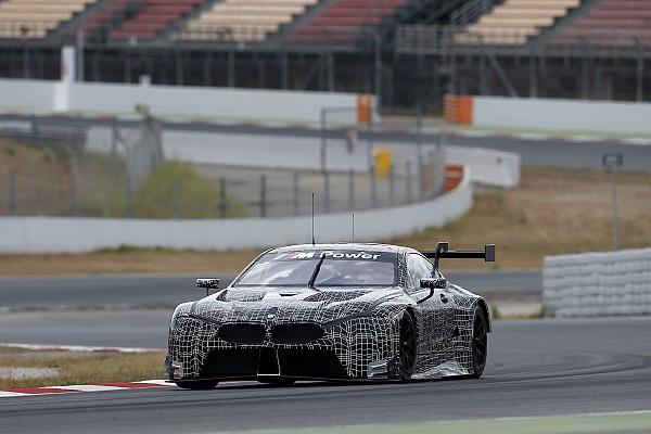 BMW M8 GTE für WEC 2018
