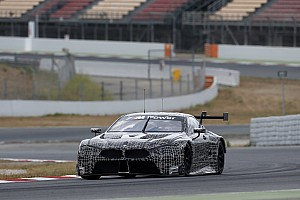 WEC 速報ニュース BMW、M8 GTEをテスト。デイトナでのデビューに向け開発進む