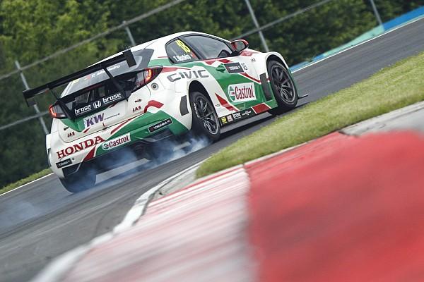 WTCC Reporte de la carrera Monteiro gana la Open Race del WTCC en Hungría