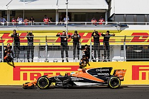 Formula 1 Breaking news Honda says Hungary first race without reliability concerns