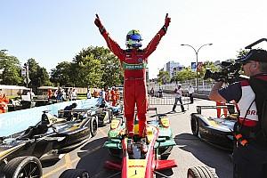 Formule E Résumé de course Course - Première pour Vergne, Di Grassi sacré!