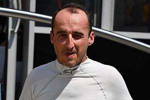 Ma tesztel Kubica a Hungaroringen a Williamsszel