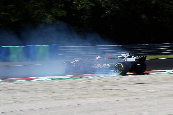 Ferrucci : Pilotée à la limite, la F1