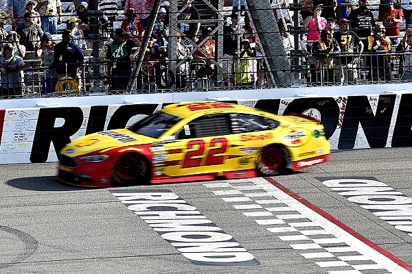 NASCAR Cup News NASCAR in Richmond: Joey Logano erhält harte Strafe