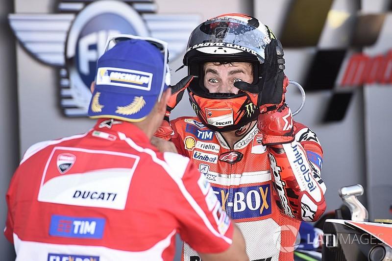 """Lorenzo a voulu quitter sa """"zone de confort"""" en rejoignant Ducati"""