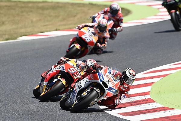 MotoGP Son dakika Marquez hâlâ Lorenzo'nun yarış kazanabileceğine inanıyor