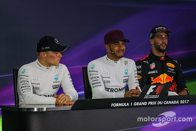 Canadian GP: Post-race press conference