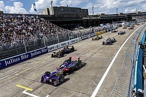 Formel E News Mehr Leistung bei Formel-E-Rennen