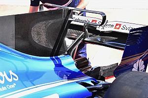 Formula 1 Breaking news Sauber uji coba sayap-T yang mirip dengan McLaren