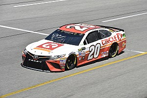 NASCAR Cup Qualifying report Kenseth takes Richmond pole over Blaney