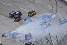 NASCAR Truck Nemechek narrowly escapes elimination from Truck playoffs at Talladega