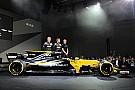 Formula 1 Fotogallery: la presentazione della Renault R.S.17