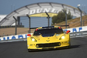 Le Mans Breaking news Corvette replaces Taylor with Rockenfeller for Le Mans
