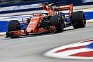 Гран Прі Сінгапуру: два McLaren у Топ-5 на третій практиці