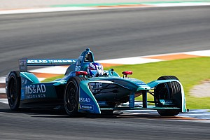 Формула E Новость Бломквист и Симс стали кандидатами на место в Формуле Е