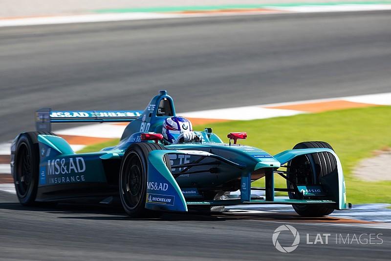 Бломквист и Симс стали кандидатами на место в Формуле Е