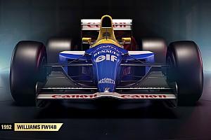 eSport BRÉKING F1 2017: két legendás Williams a játékban