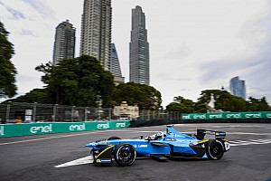 Formula E Breaking news Renault e.dams begins testing season four components