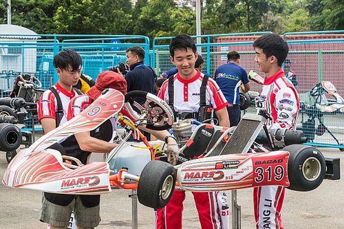 MARS Racing Team强势出击AKOC,张昊鹏第五起步
