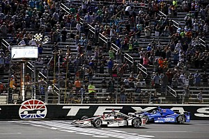 """IndyCar Breaking news """"I knew it would be a pack race,"""" says Power after wild Texas round"""