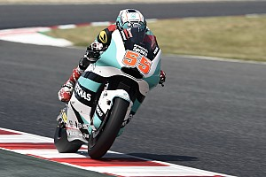 Moto2 Breaking news Musim depan, Syahrin perkuat SIC Racing Team