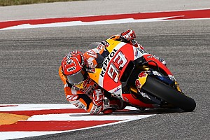 MotoGP Amerika: Duel kualifikasi, Marquez kalahkan Vinales