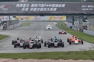 F4 China Race report