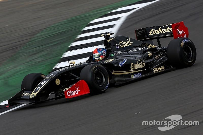 Формула V8 3.5 у Спа: Фіттіпальді виграв другу кваліфікацію