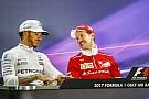 Феттель і Хемілтон відвідають прес-конференцію FIA у четвер