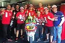 Brasileiros vencem em Aragón no Europeu de Motovelocidade