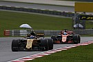 Renault não teme ser superada pela McLaren em 2018